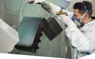 Nouvel atelier de peinture liquide